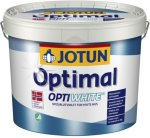 Jotun Optimal Optihvit (10 liter)