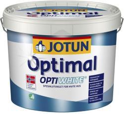 Jotun Optimal Optihvit hvit base 10L spann