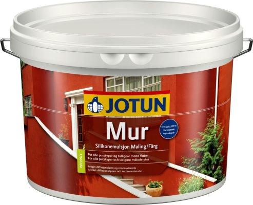 Jotun Mur Silikonemulsjon (10 liter)