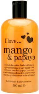 I Love... Mango & Papaya Bath Shower Crème
