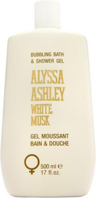 Alyssa Ashley White Musk Bubbling Shower Gel