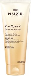 Nuxe Prodigieux With Golden Shimmer Shower Oil