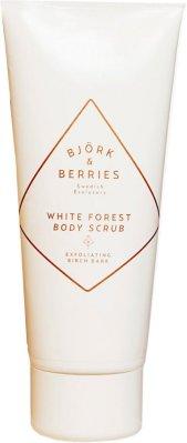 Björk & Berries White Forest Body Scrub
