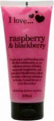 I Love... Raspberry & Blackberry Exfoliating Shower Smoothie