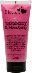I Love... Raspberry & Blackberry Exfoliating Shower Smoothie