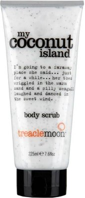 Treacle Moon My Coconut Island  Body Scrub