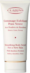 Clarins Exfoliating Body Scrub For a Smooth Skin