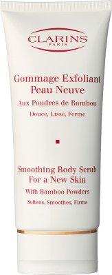 Clarins Exfoliating Body Scrub For a Smooth Skin