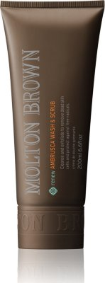 Molton Brown Renew Ambrusca Wash & Scrub