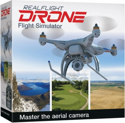 GreatPlanes Real Flight Drone Simulator til PC
