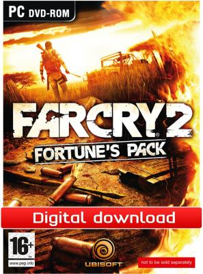 Far Cry 2: Fortune's Edition til PC
