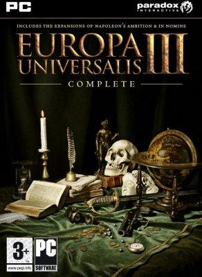 Europa Universalis III Complete til PC