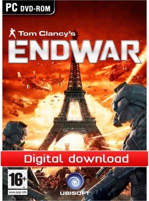 Tom Clancy's EndWar til PC