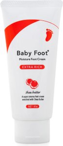 Baby Foot Moisture Foot Cream Extra Rich