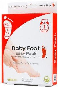 Baby Foot Easy Pack Fotpeeling