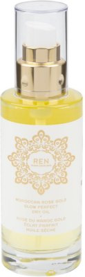 Ren Moroccan Rose Otto Gold Glow Perfecting Dry Oil 100ml