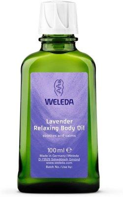 Weleda Lavender Relaxing Oil 100ml
