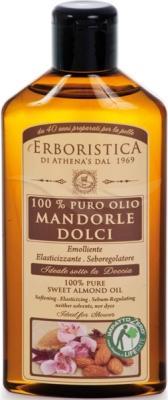 Erboristica Body Oil Sweet Almond 200ml