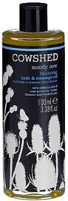 Cowshed Moody Cow Balancing Bath & Body Oil 100ml