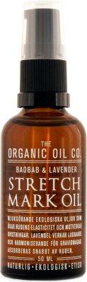 The Organic Oil Co. Baobab & Lavender Stretch Mark Oil