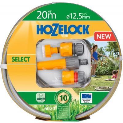 """Hozelock Hageslange Select 20m 1/2"""""""