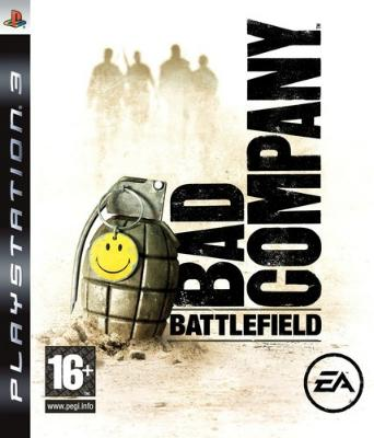 Battlefield: Bad Company til PlayStation 3