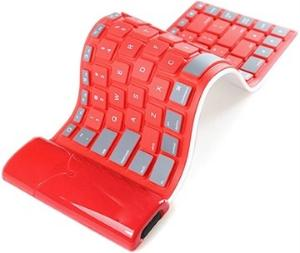 Roll-up Bluetooth Tastatur