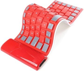 Roll-up Bluetooth Tastatur