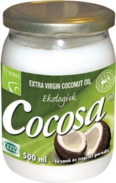 Soma Cocosa Extra Virgin kokosolje 500 ml