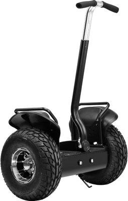 Off-road ståhjuling 2x1000W