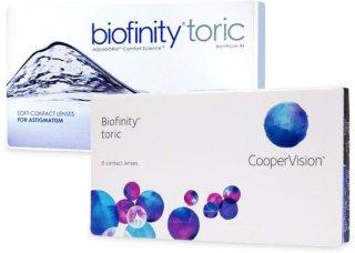 Biofinity Toric 6p