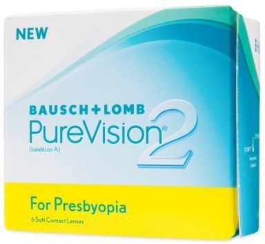 Bausch & Lomb PureVision 2 HD Multifocal 6p