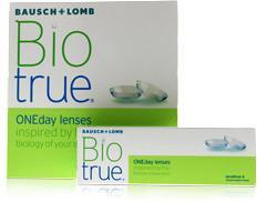 Bausch & Lomb Biotrue ONEday 30p
