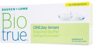 Bausch & Lomb Biotrue ONEday Presbyopia 30p