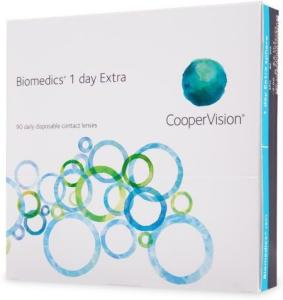 Cooper Vision Biomedics 1 Day Extra 90p