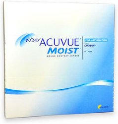 Johnson & Johnson 1-Day Acuvue Moist for Astigmatism 90p