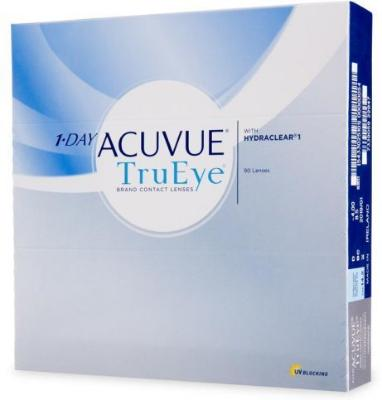 Johnson & Johnson 1-Day Acuvue TruEye 90p