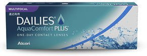 Alcon DAILIES AquaComfort Plus Multifocal 30p