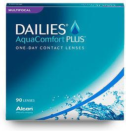 DAILIES AquaComfort Plus Multifocal 90p