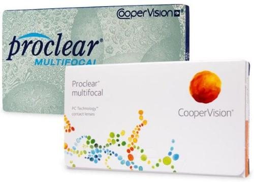 Cooper Vision Proclear Multifocal 6p