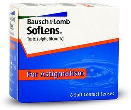 Bausch & Lomb SofLens Toric 6p