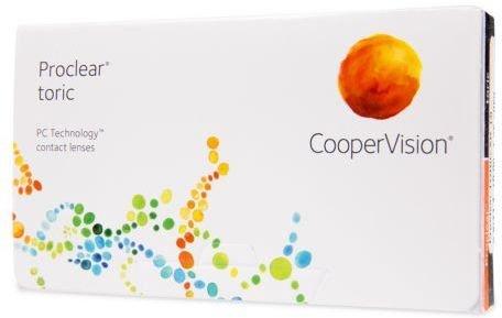 Ciba Vision Proclear Toric XR