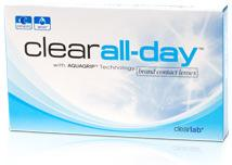 Clearlab Clear All-day 6