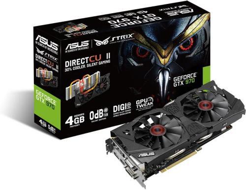 Asus GeForce GTX 970 Strix DirectCU II