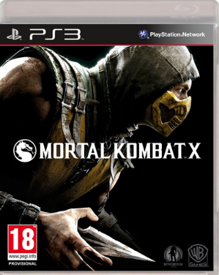 Mortal Kombat X til PlayStation 3