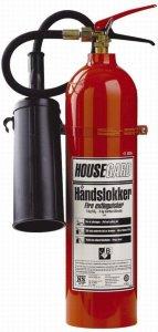Housegard CO2-slukker 5 KG