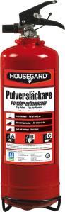 Housegard Pulverslukker 2 KG