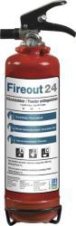 Fireout 24 Pulverslukker 1 KG