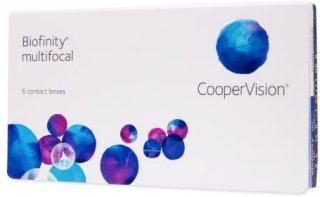 Cooper Vision Biofinity Multifocal 6