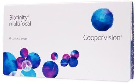 Cooper Vision Biofinity Multifocal 6p